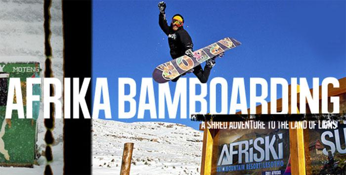 Afriski snowbord