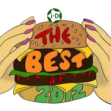 i-D Best Tracks 2012