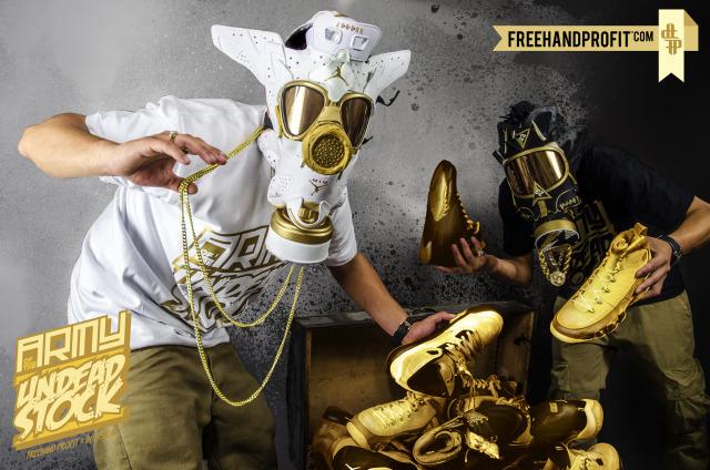 """Nike Lebron 9 """"Summit Lake Hornets"""" Gas Mask"""