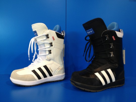 adidas Snowboarding 2013 NEW BOOT