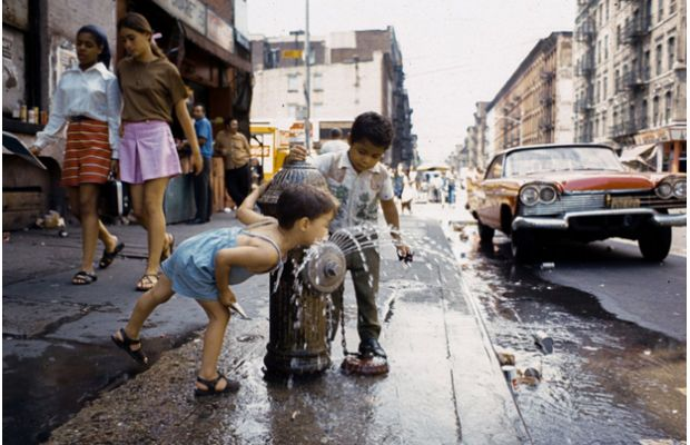 1970-1973,New York City,Camilo José Vergara