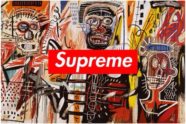 Supreme×Jean-Michel Basquiat