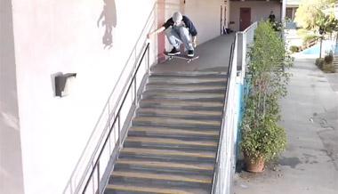 Ryan Decenzo's Outtake - Forward Slash by Darkstar