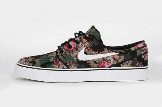 Nike SB Janoski Digital Floral
