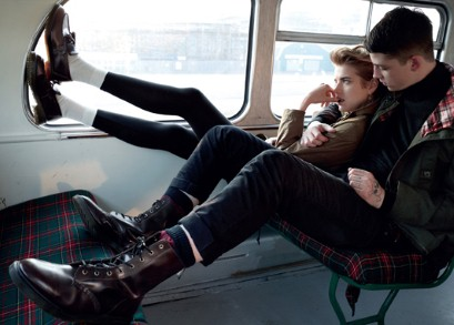 DR. MARTENS SPRING 2013 CAMPAIGN VIDEO