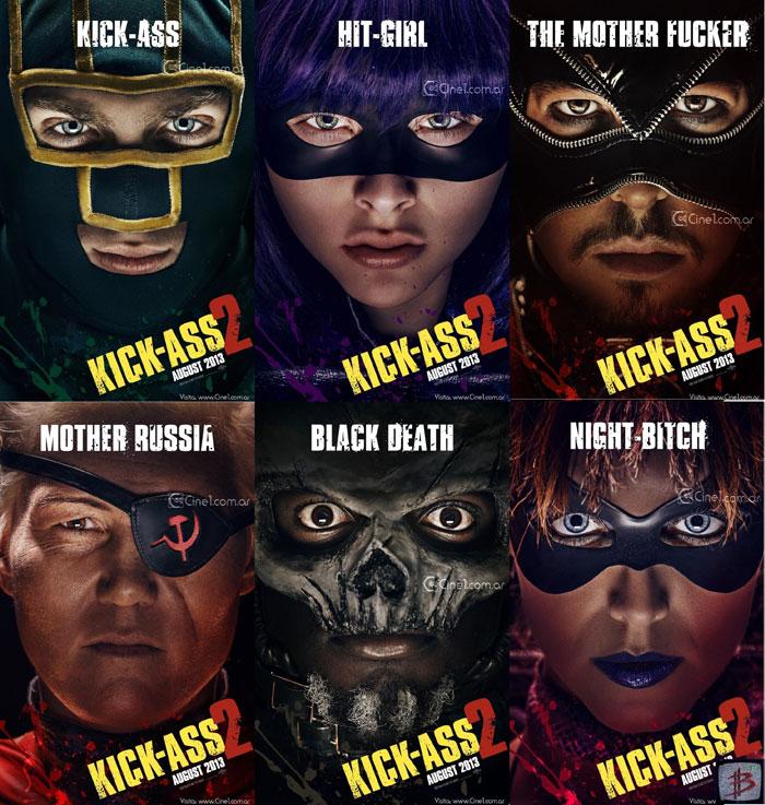 Kick-Ass 2 Official Trailer