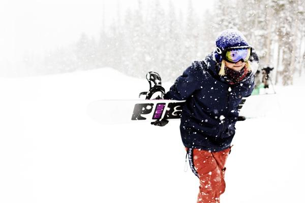 ゲーターレード主催の女性限定スノーボード大会「MS SUPERPARK 2013」