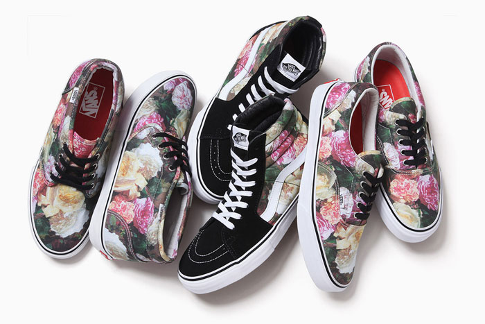 Supreme x Vans Spring 2013 Capsule Collection