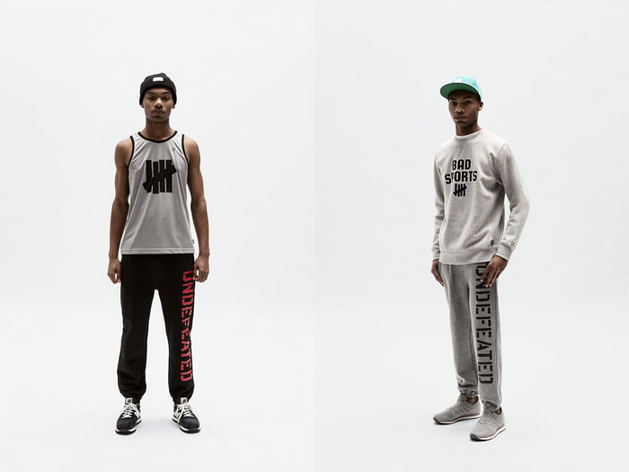 UNDEFEATED SPRING / SUMMER 2013 LOOK