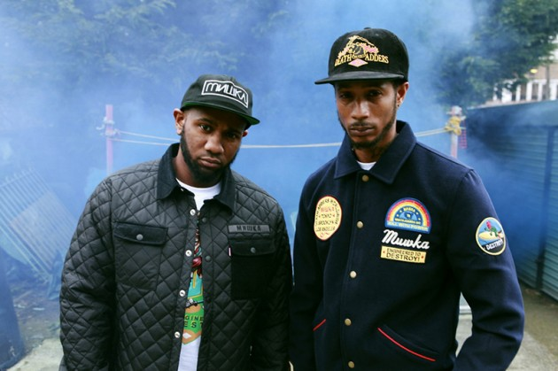 Mishka Spring 2013 Grime Lookbook