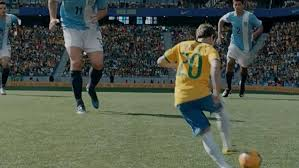 Nike Football-Dare to be Brasilian