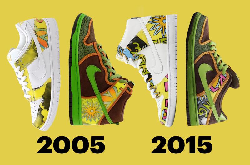 10年ぶりの再発!De La Soul x Nike Dunk SB 2015
