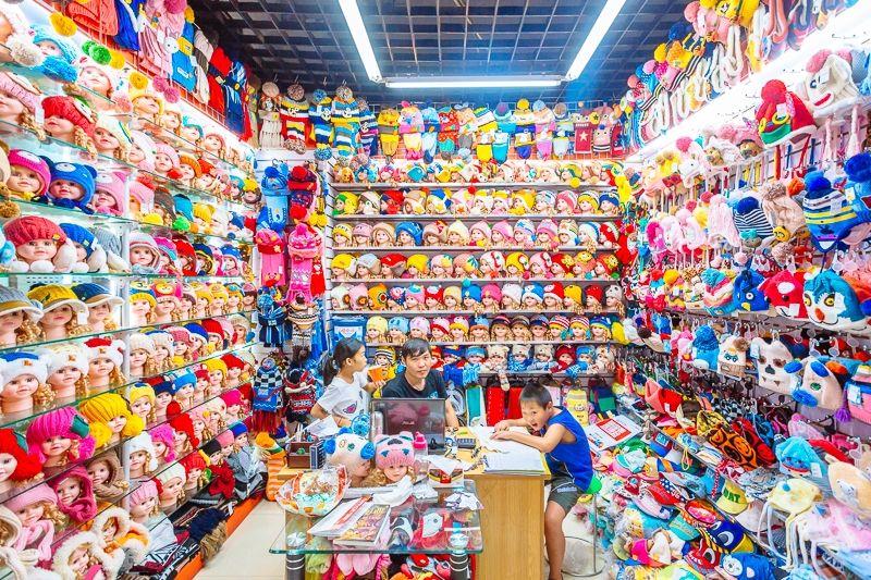 世界で最も巨大な「小さな卸売店」が集まる市場-浙江州,義烏