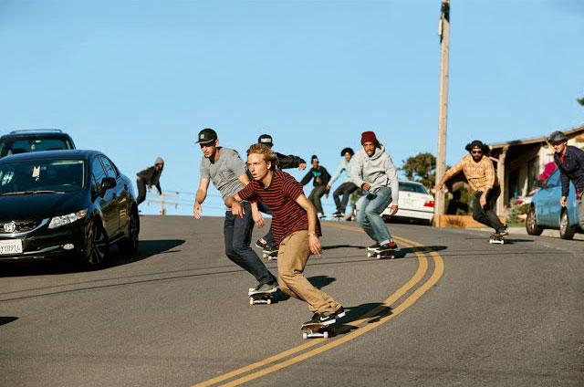 Levi's Skateboarding 2015春夏コレクションビデオが群を抜いて秀逸!