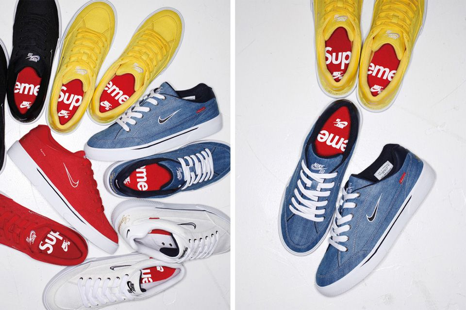 Supreme x Nike SB Spring/Summer 2015  Collection 【GTS】
