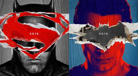 ダークナイトと超人がついに対峙!「バットマン v スーパーマン: ドーン・オブ・ジャスティス」の動画とポスターが公開