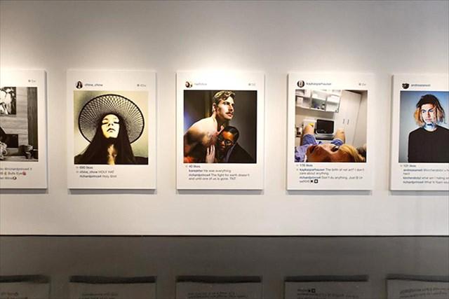 アートか?盗用か?お騒がせ現代美術家が著名人のインスタ写真を「作品」として販売