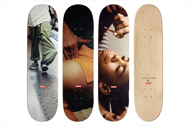祝20周年!Supreme x Larry Clark's KIDS Capsule Collection
