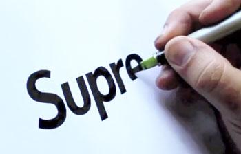 フリーハンドで完璧な企業ロゴを描くseblesterの超絶技術がInstagramで話題に