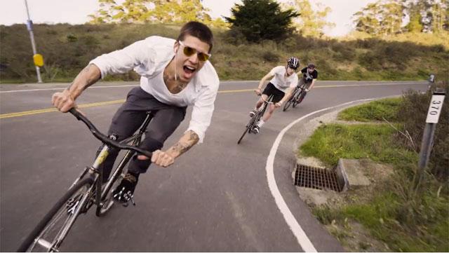 サンフランシスコのハードコアピストバイク・クルー『MASH』が新作映像作品を発表