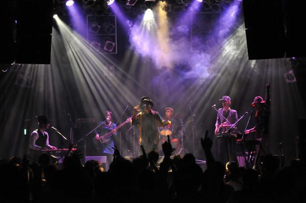 11月17日渋谷DUOにて、踊り場ソウルが一夜限りの復活ライブで解散