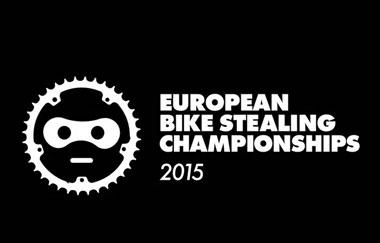 ヨーロッパ自転車泥棒選手権2015ーWeLoveCycling
