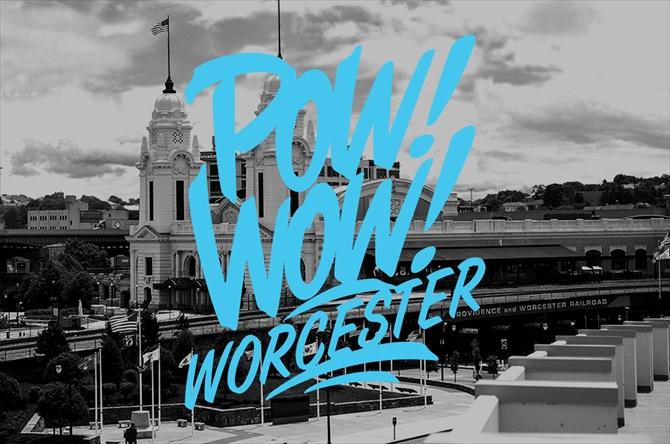 街に色を自由を。世界最大のストリートアートフェスティバル『POW! WOW! 2016』inWorcester