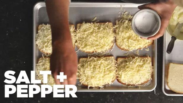 海外レシピサイトが紹介する激うまチーズサンドの超簡単な作り方